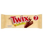 Twix Biscuit Fingers (7x58g)