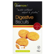 Lovemore Free From Digestive Biscuits