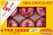 Tunnock's Milk Chocolate Teacakes