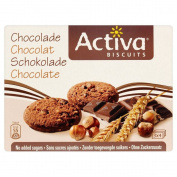 Activa Sugar Free Chocolate Cookies