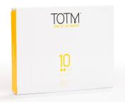 TOTM 100% Organic Applicator Tampons (Regular) x 10