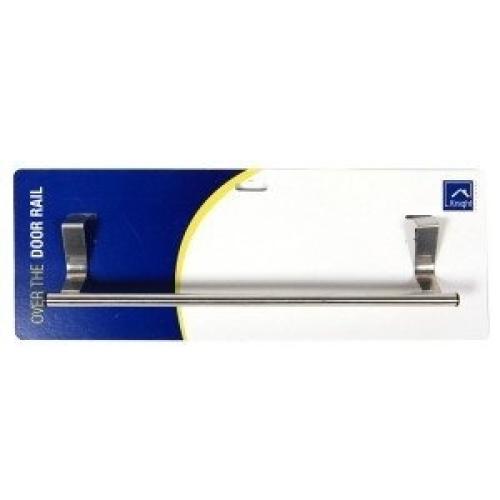 Kitchen Hand Towel Hooks: Over Kitchen Cabinet Door Tea Hand Towel Rail Holder