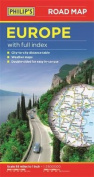 Philip's Europe Road Map