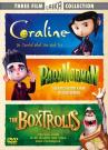Coraline/ParaNorman/The Boxtrolls [Region 2]