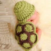 Ukamshop(TM)Baby Girls Boy Newborn-9 Month Knit Crochet Minnie Clothes Photo Prop Outfits