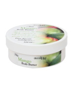 DermaV10 New Mango Body Butter 220ml
