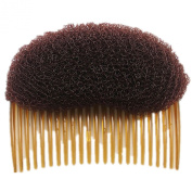 1PC Black/Brown colours for choose Charming BUMP IT UP Volume Inserts Do Beehive hair styler Insert Tool Hair Comb Hot
