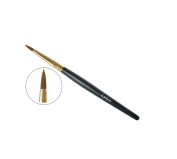 LyDia professional black eyeliner make up brush 01