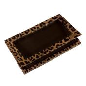 Z Palette Empty Magnetic Customizable Makeup Palette Large, Leopard, 1 ea