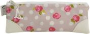 Vagabond Bags Ltd Maisy Coated Flat Pencil Case Cosmetic Bag