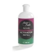 Star Nails China Silk Resin Activator Refill 480ml - ST8855