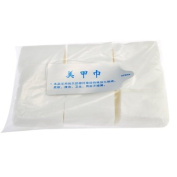 900X Lint Free Nail Art Wipes Acrylic Gel Tips Remover