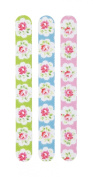 Cath Kidston Provence Spotty Emery Boards - Pack of 3