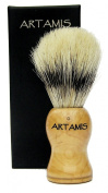 Silvertip Badger Shaving Brush With Wooden Handle