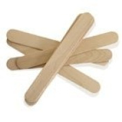 Wooden Waxing Spatulas Pack Of 100