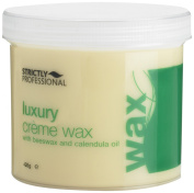 Strictly Professional 425g Luxury Warm Wax with Beeswax and Calendula Oil