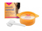 Smooth Appeal Microwaveable Peel Off Bikini Wax 125g