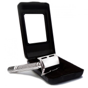 Baili ® Silver Plated Double Edge Razor
