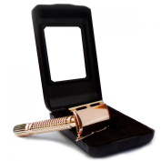 Baili ® Gold Plated Double Edge Razor