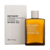 Refinery Shave Oil, 30ml/1oz