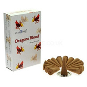 Dragons Blood Incense Cones Stamford 15's
