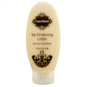Fake Bake 170ml Tan Enhancing Lotion With Gold Glisteners