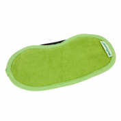 BXT Sleep Eye Mask High Grade CVC Velvet Sleeping Eye Blindfold - Green