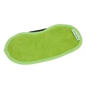 BXT Sleep Eye Mask High Grade CVC Velvet Sleeping Eye Blindfold - Green