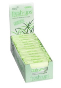 Fresh Ups Moist Wipes Tea Tree & Peppermint 20's X 12