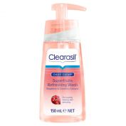 Clearasil Daily Clear Superfruits Refreshing Wash 150 ml