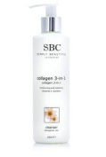 SBC Collagen 3-in-1 Cleanser 250ml