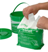 Clinell Universal Wipes Bucket REFILL pack 225 Wipes