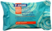 Brodie and Stone International T-Zone Exfoliating Facial Wipes Pack of 3