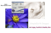 GUTTO Blue Anemone Cream 50ml for intense antioxidant, Kinetin with Botox effect