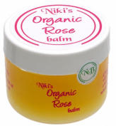 Niki's Organic Rose Balm 10ml