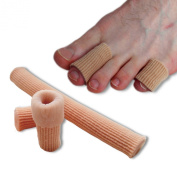 Quickly Protect & Sooth Your Toes & Fingers by using the NeoPhysio® Mineral Enriched Gel Barrier Tubes - Pack of 2