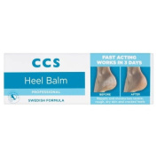 CCS Swedish Foot Heel Balm - 75g {Pack Of 2} [Misc.] [Personal Care]