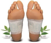 Mammoth XT De-Toxifying Foot Pads - 10 Pads - Removes toxins while you sleep