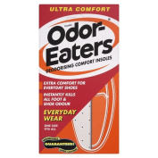 THREE PACKS of Odour Eaters Ultra Comfort Insoles
