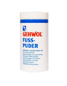Gehwol Foot Powder, Odourless Anti-Bacterial Talc 100gm Prevents Atheletes Foot - Can be used for Feet, Shoes & Socks