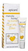 Apicare Manuka Honey Royal Jelly and Pollen Lip Butter