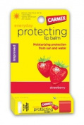Carmex everyday protecting lip balm SPF15. (Strawberry)