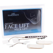 NEW INSTANT FACELIFT AND NECKLIFT FACE NECK LIFT KIT TAPES ANTI AGEING STRIPS By Emmy Award winning makeup artist Art Harding (