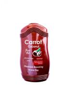 Carrot Sun® Coconut Tan Accelerator Spray Oil with Coconut Oil & L-Tyrosine for a GOLDEN tan-FAST! 200ml