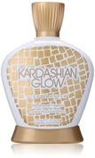 Kardashian Glow Iced Bronzer Sunbed Tanning Lotion with Advanced Bronzers 400 ml