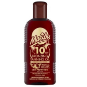 Malibu Bronzing Tanning Oil with SPF10 200 ml