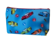 Kids Cotton Wash Bag - Racing Cars Big