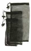 Mil-Com Mesh Ditty Bag Set - 3 Pack