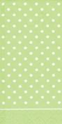 Cath Kidston Paper Pocket Tissues- Large Spot green