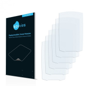 6x Savvies SU75 UltraClear Screen Protector for Garmin GPSMAP 64s